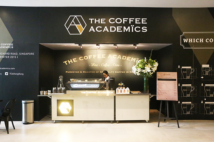 The Coffee Academics