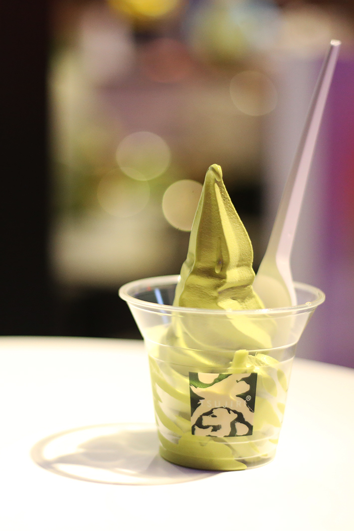 Tsujiri Soft Serve