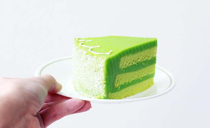 bengawan solo kaya cake