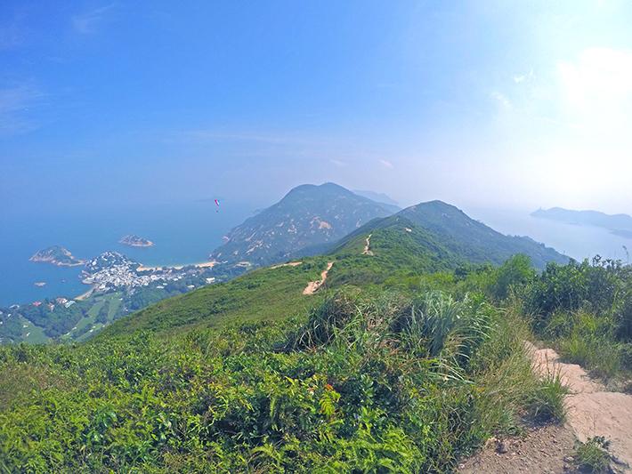 Dragon Back Hong Kong Hiking