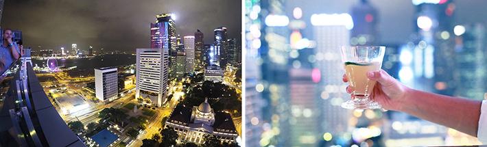 sevva roof top bar hongkong