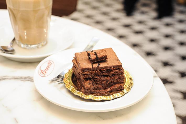 Brunetti Cake