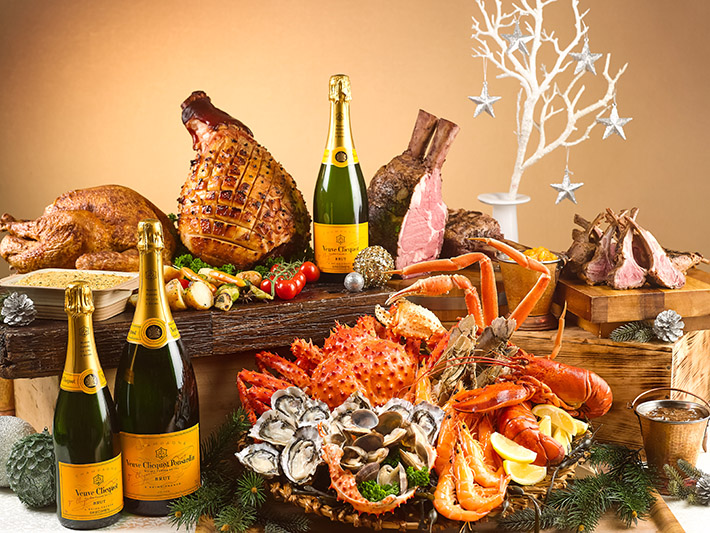 Edge Festive Buffet