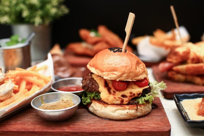 Ewf Beef Burgers