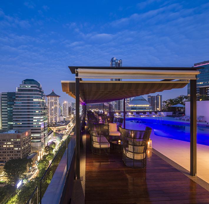 Hilton Sky Bar
