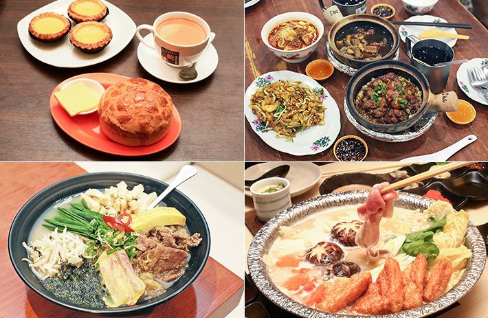 Jurong Point Food Guide