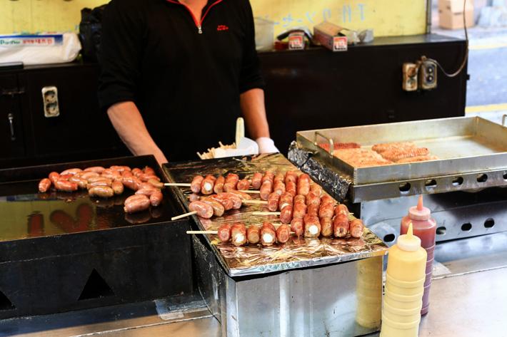 Korean Sausage