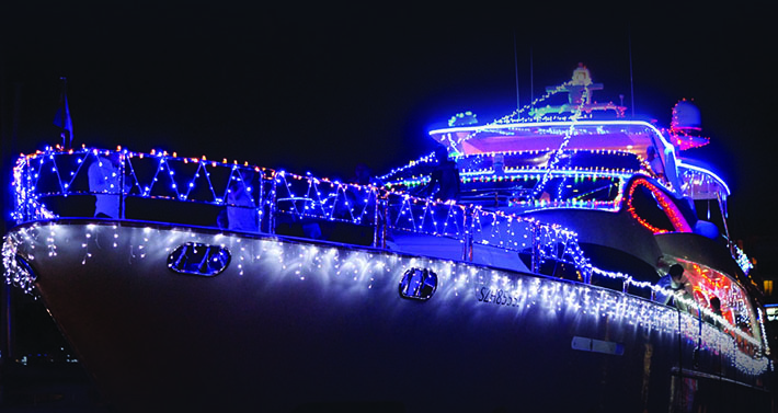 Boat Light Parade 2015