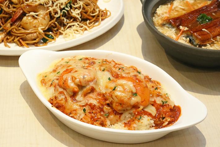 Xin Wang 10 - Scallop Baked Rice