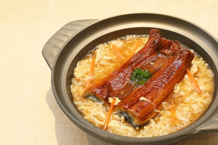 Xin Wang - Eel Hot Pot Porridge