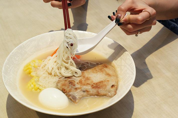 Xin Wang Papaya Noodles