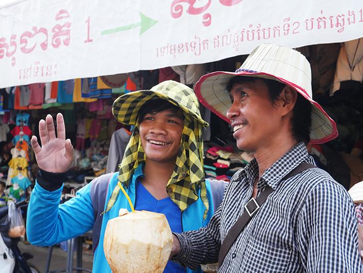 cambodians locals