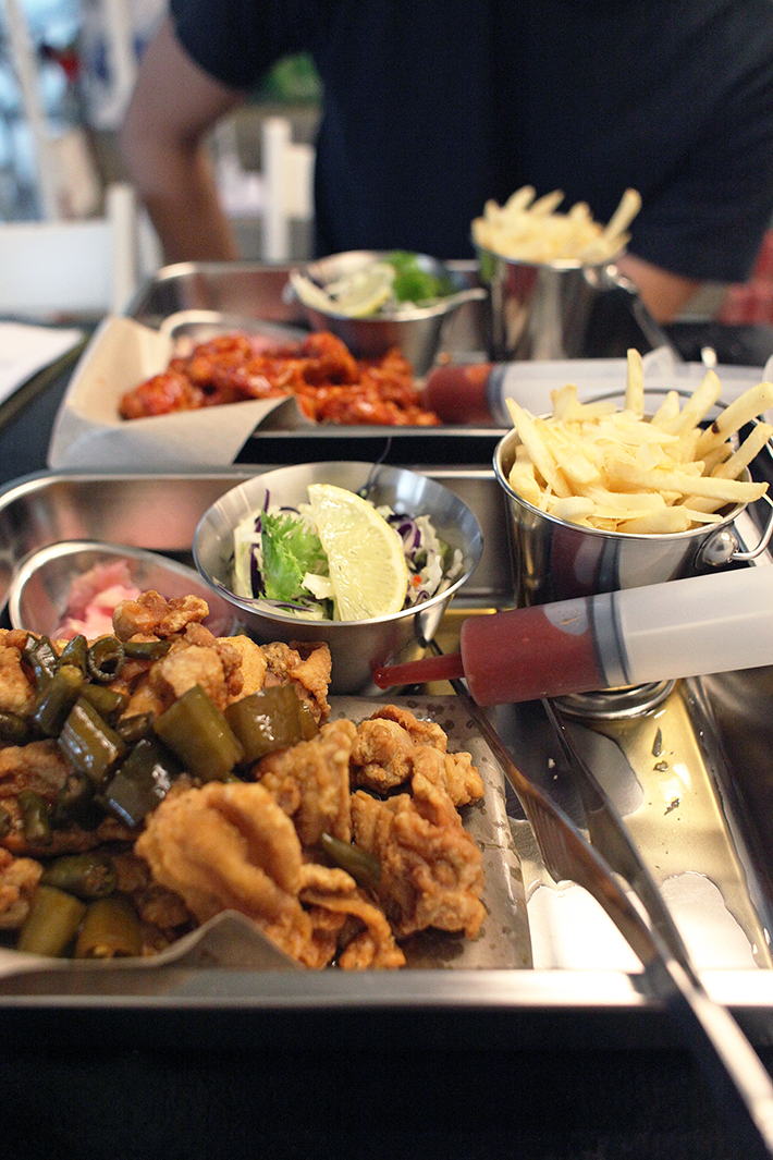 Chicken Clinic - Singapore's First Hospital-Themed Korean Fried Chicken Restaurant
