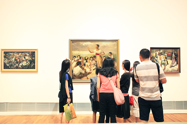 national gallery singapore exhibition