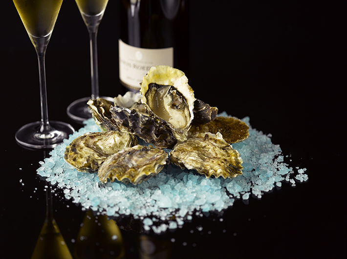 opus grill festive 2015 oysters