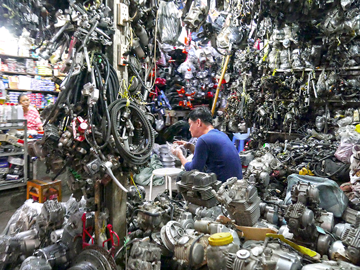 russian market motorcycle spare parts
