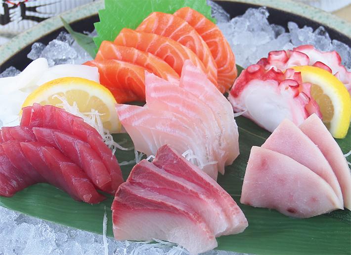 shinkei sashimi