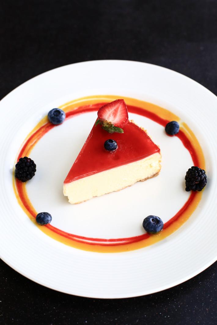 Bakzerin Cheesecake