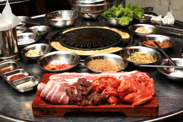 Don Dae Bak Korean BBQ