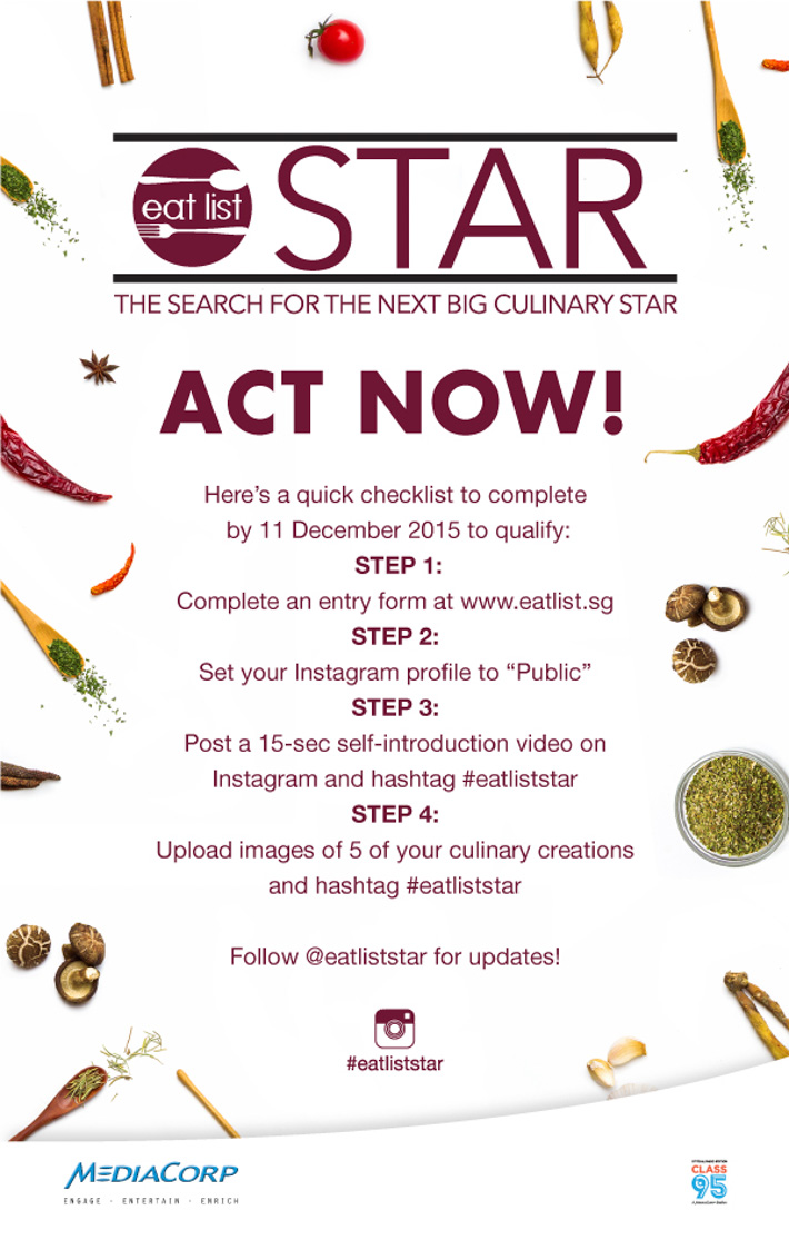 Eat List Star Contest