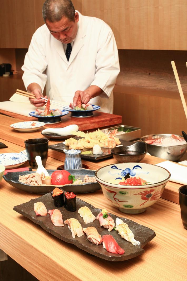 Ginza Yoshihiro Japanese