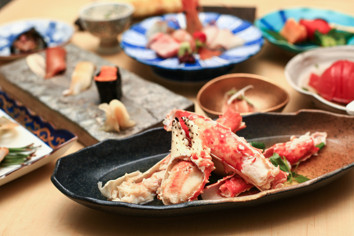 King Crab Oden