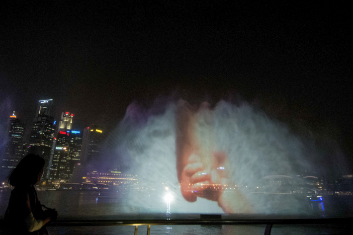 MBS Water Show