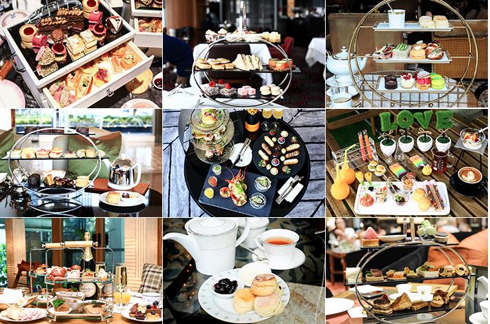 Afternoon Tea Singapore
