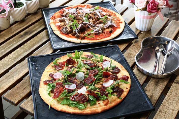 Bak Kwa Pizza