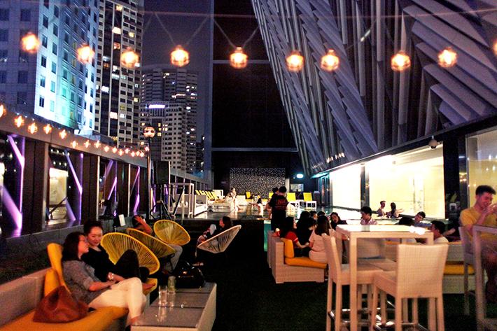 Bar Canary Singapore