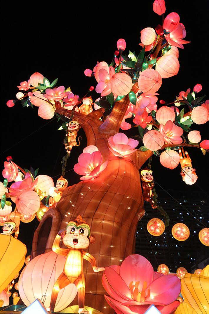 CNY Chinatown Monkey 2016