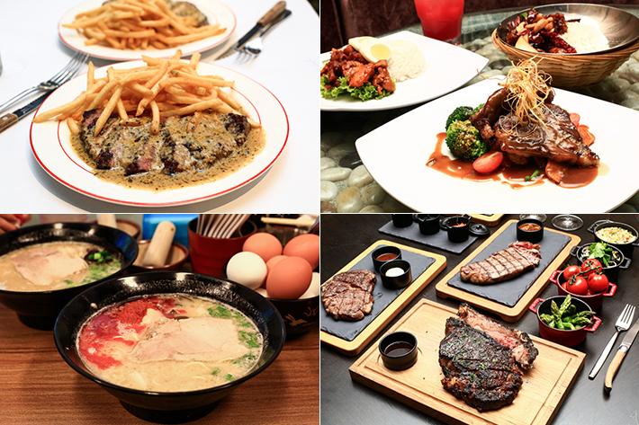 Free Flow Food Singapore