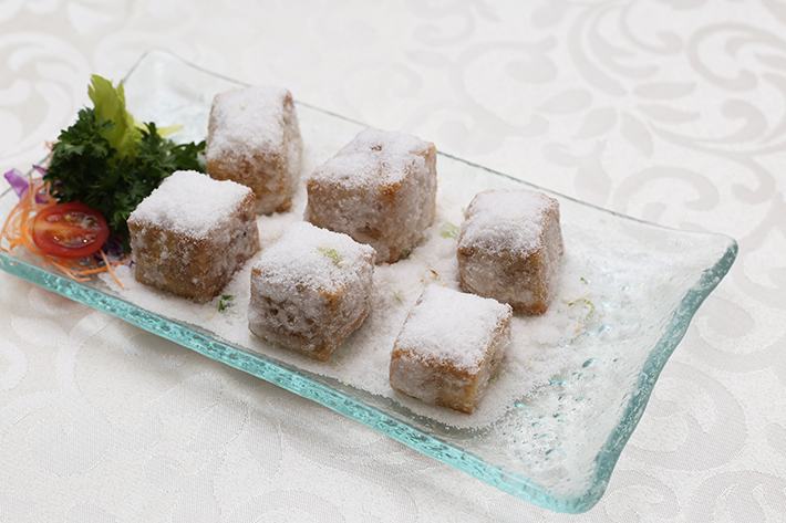 Fried Yam Swatow