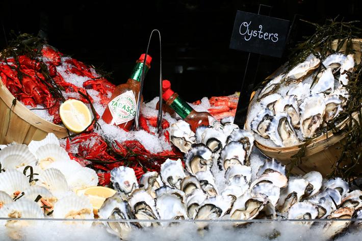 Hotel Jen Tanglin Seafood Buffet