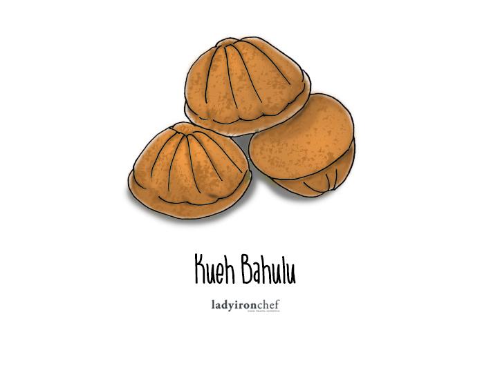Kueh Bahulu