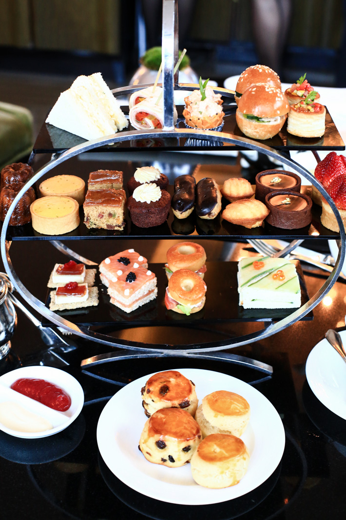 Landing Point Afternoon Tea