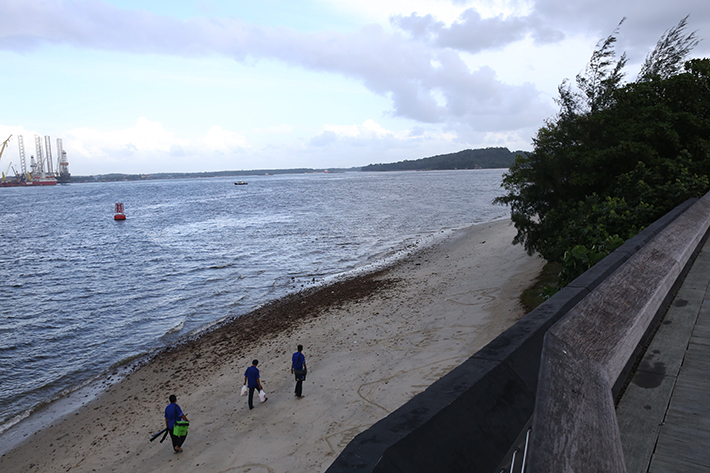 Punggol Beaches