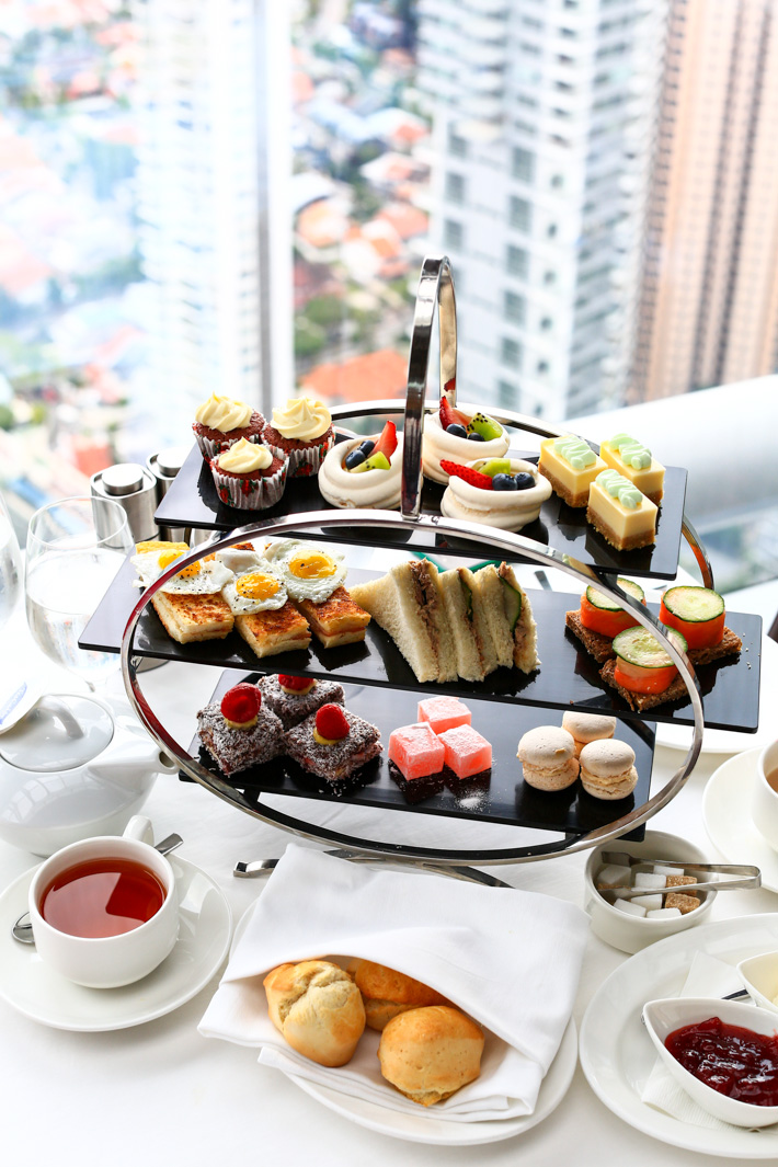 Salt Grill Afternoon Tea