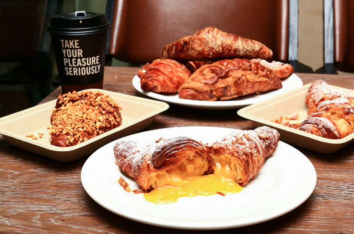 Urban Bakery Croissant