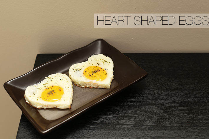 V Day Eggs