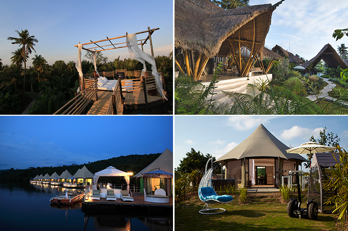 glamping southeast asia