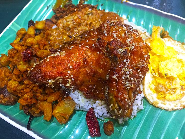 nasi khandar penang