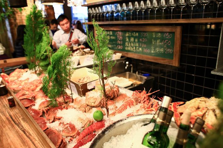 Addiction Aquatic Development Seafood Bar