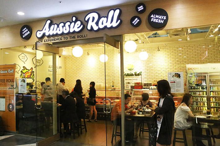 Aussie Roll
