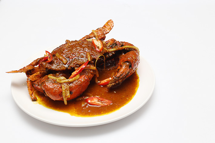 Balinese Crab