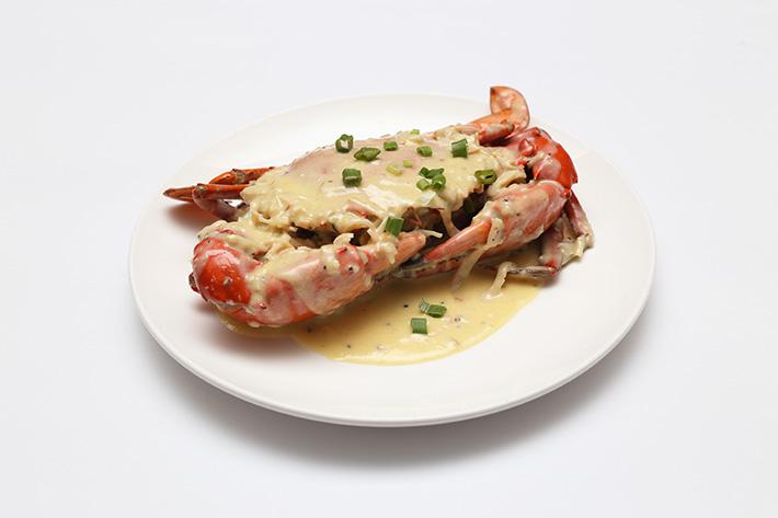 Carbonara Crab