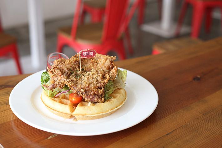 Chicken Waffles Revelry