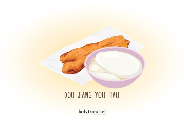Dou Jiang You Tiao