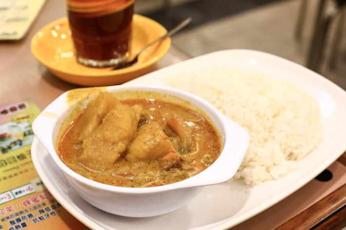 Honolulu Curry Rice
