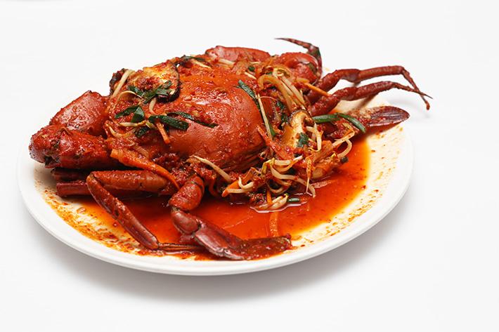Kimchi Crab